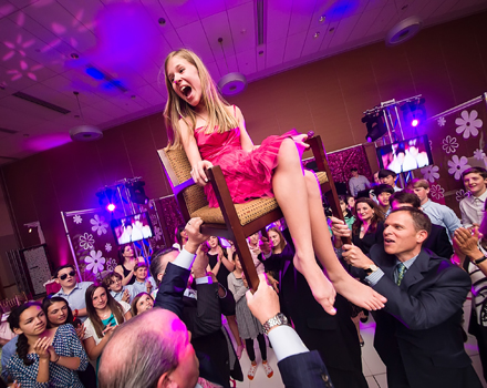 Bar and Bat Mitzvah Photography
